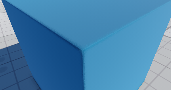 Screen Space Bevel - Documentation - Unigine Developer
