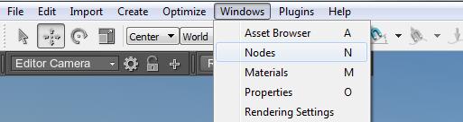 Adding Scripts to the Project - Documentation - Unigine Developer
