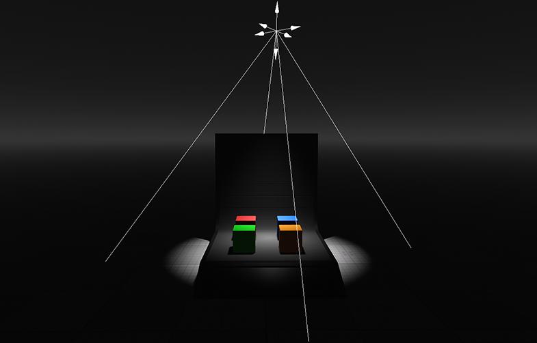Projected Light Source - Documentation - Unigine Developer