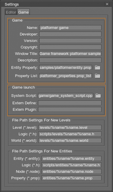 Editor Plugin - Документация - Unigine Developer